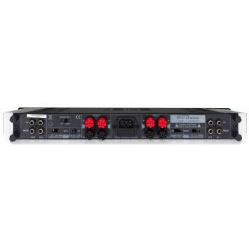 APART CHAMP-4 Amplificador digital de tres canales. DSP totalmente programable. Silencioso