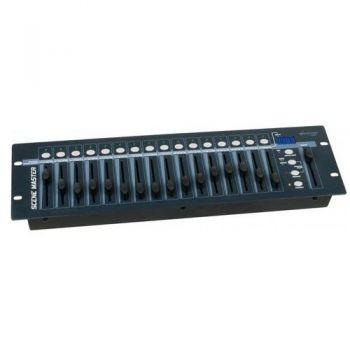 JBSYSTEMS SCENEMASTER SCM1 Controlador DMX 16 Canales