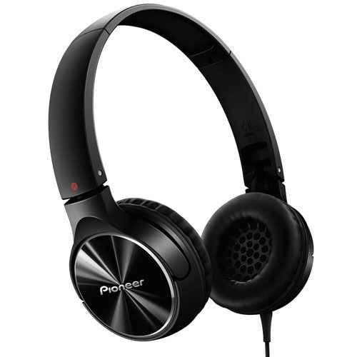 Pioneer SE MJ532 K  Auriculares Cerrados Negro