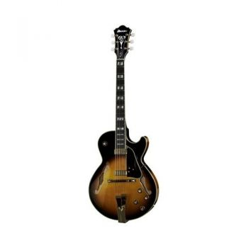 Ibanez GB10 BS Guitarra Eléctrica Semicaja