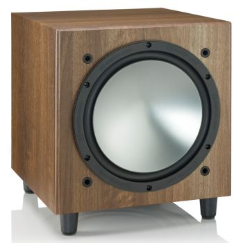 MONITOR AUDIO BRONZE W10, Walnut