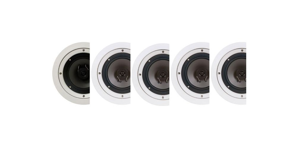 SpeakerCraft WH6.1Pack 5 Unidades