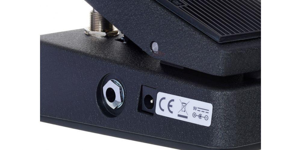 Dunlop CBM95 CryBaby Mini Wah conexiones