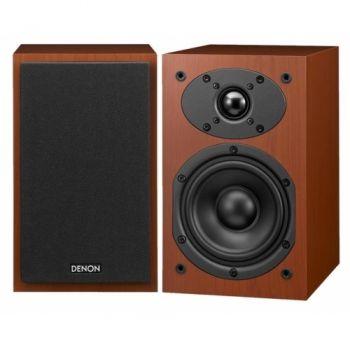 DENON Equipo HiFi PMA520 BK + SCM40 Cherry Altavoces HiFi