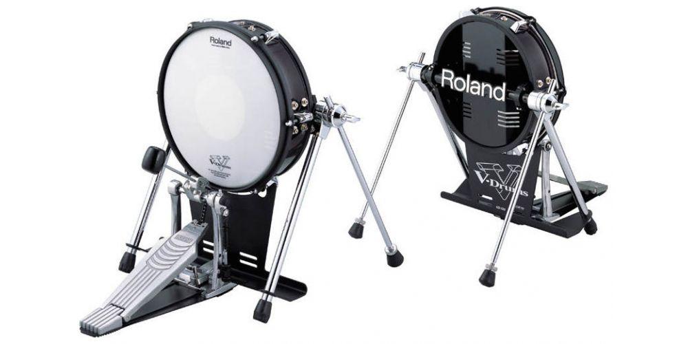 Roland KD120BK Kick para Bombo