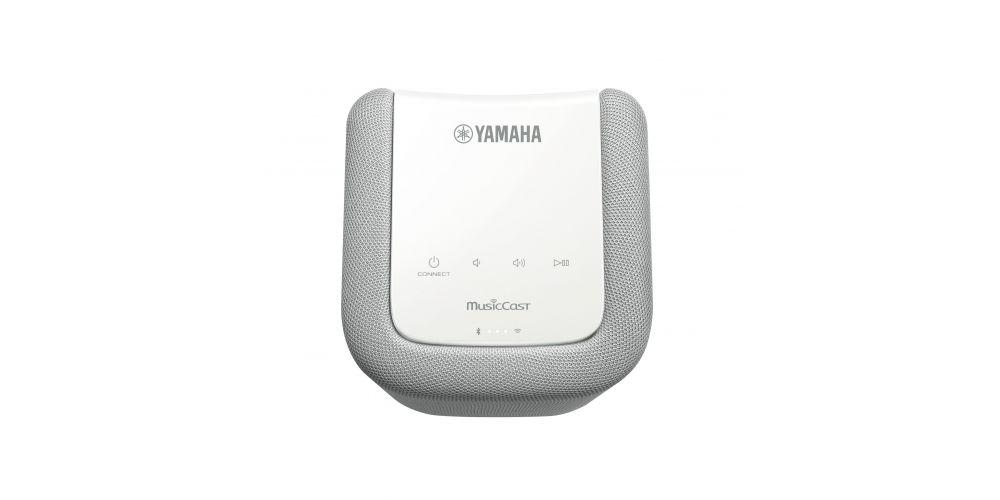 yamaha wx10 musiccast wifi bluetooth blanco