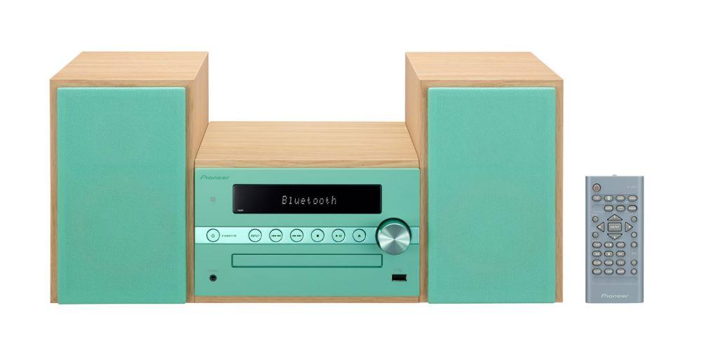 pioneer x cm56 green vertical