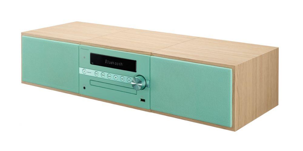 pioneer x cm56 verde