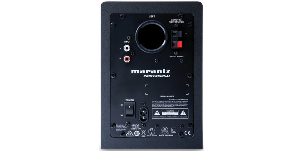 MARANTZ Studio Scope 3 Monitores Activos PAREJA