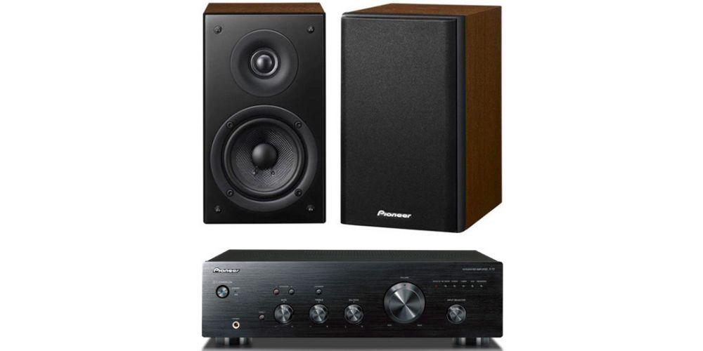 pioneer a10k amplificador pioneer scn301