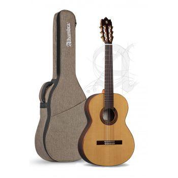 Alhambra Iberia Ziricote Guitarra Clásica + Funda