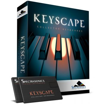 Spectrasonics Keyscape libreria Software