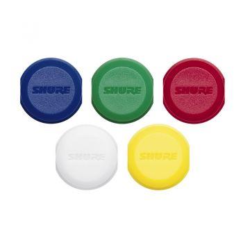 SHURE WA621 Identificadores de color para transmisores BLX2.