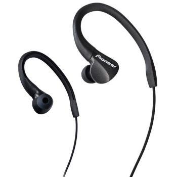 PIONEER SE-E3 Black Auricular Tipo Clip  SPORT