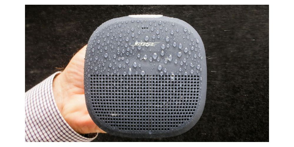 bose soundlink micro aguanta agua