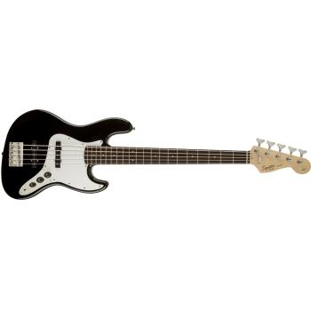 Fender Squier Affinity Series Jazz Bass V Black