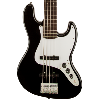 Fender Squier Affinity Jazz Bass V LRL Black