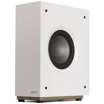 Jamo S810 White Subwoofer Home Cinema Blanco