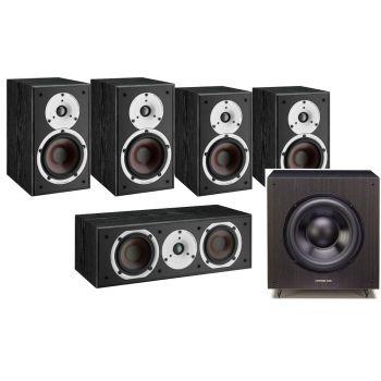 Dali Spektor 2 Cinema Pack 5.0 Black+SX120 BK Altavoces Home Cinema