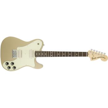 Fender Chris Shiflett Telecaster Deluxe Rosewood Fingerboard Shoreline Go