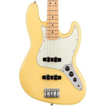Fender Player Jazz Bass MN Buttercream Bajo Eléctrico