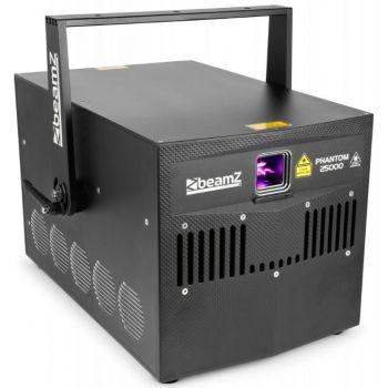 Beamz Professional Phantom 25000 Láser Puro Diodo RGB Analógico 152494