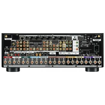 DENON AVC-X6500H Silver amplificador Audio-Video Alta Definicion