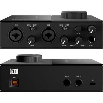 Native Instruments Komplete Audio 2 Interface de Audio