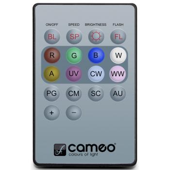 Cameo Q-Spot Remote 2 Control remoto infrarrojo
