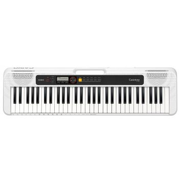 CASIO CT-S200WE CASIOTONE Teclado Portátil de 61 Teclas