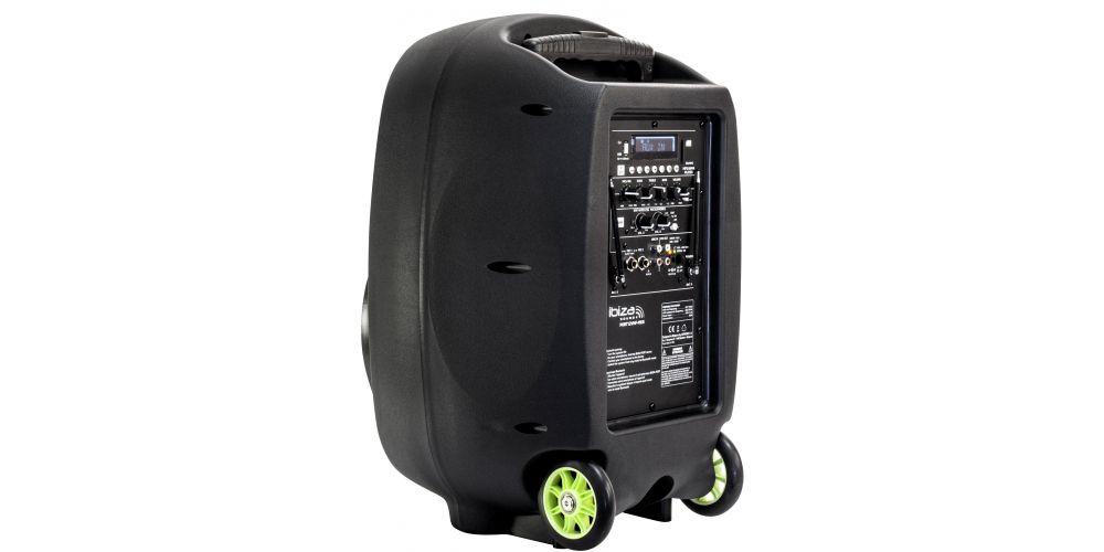 ibiza sound PORT12VHF MKII