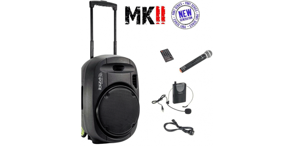 oferton ibiza sound port12vhf mkii
