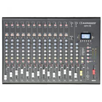 Audiophony MPX-16 Mezclador