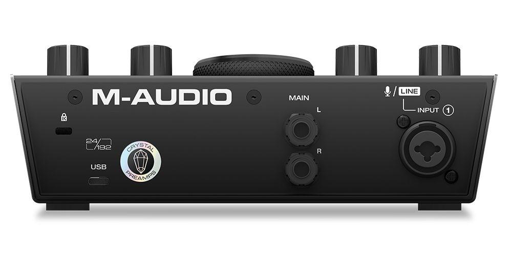 m audio Air 192 4 conexiones