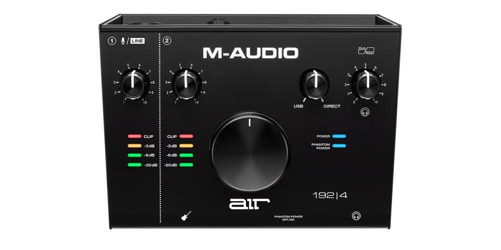 m audio air 192 4 interface