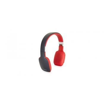 Fonestar SLIM-R Auriculares Bluetooth Rojo