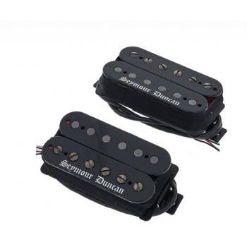Seymour Duncan BLACK WINTER Set Negro Pastillas para Guitarra Eléctrica