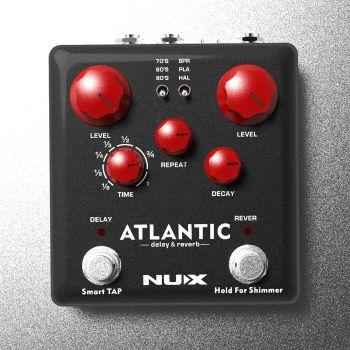 Nux NDR-5 Atlantic Pedal Delay/Reverb