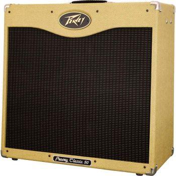 Peavey Classic 50 410 Amplificador para Guitarra Eléctrica Tweed