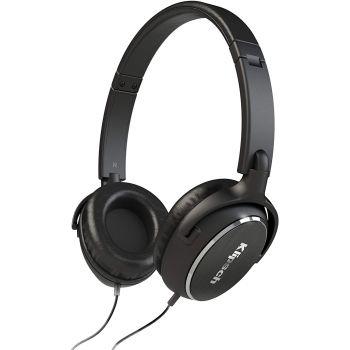 Klipsch R6 On Ear Black Auriculares Teletrabajar