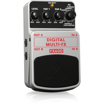 BEHRINGER FX600 Pedal  Guitarra Efectos Multiples Behringer FX-600