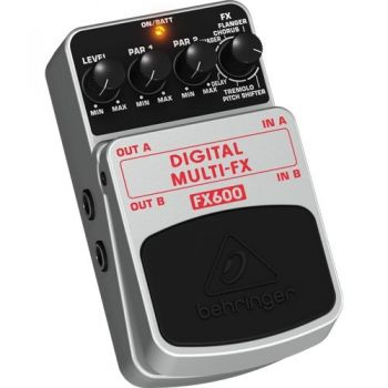 BEHRINGER Pedal  Guitarra Efectos Multiples FX600 Behringer FX-600