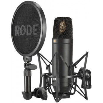 Rode NT1 KIT Micrófono de condensador cardioide