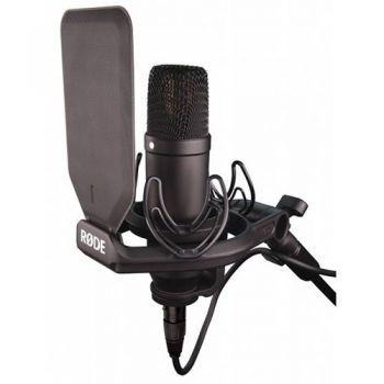 RODE NT1 KIT Micrófono de condensador cardioide con cápsula de 1