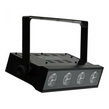 BRITEQ STAGE PAINTER 12 Proyector Led 3w dmx