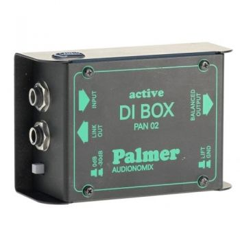 Palmer PAN02 Caja de Inyeccion Activa