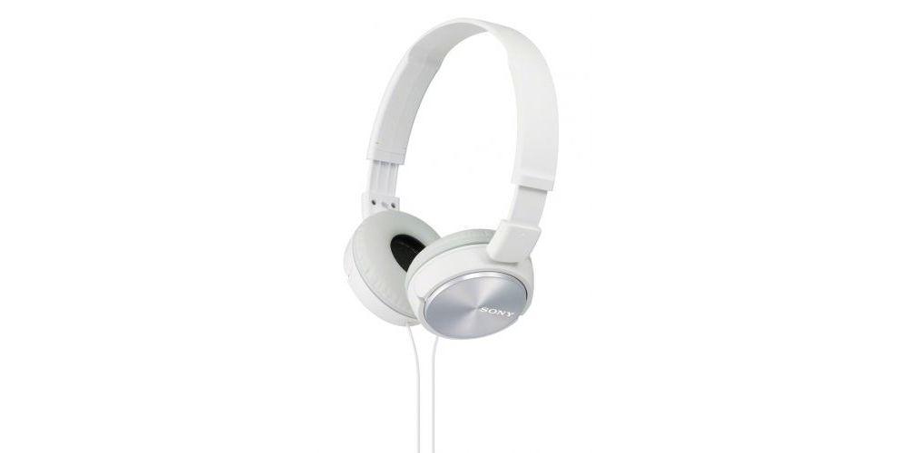 sony mdr zx 310 auricular sony blanco