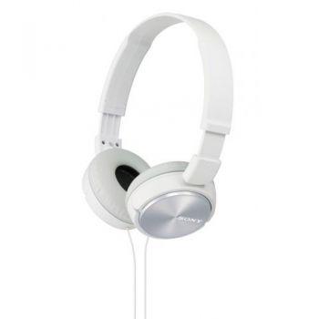 SONY MDR-ZX310 W Blanco Auricular Plegable