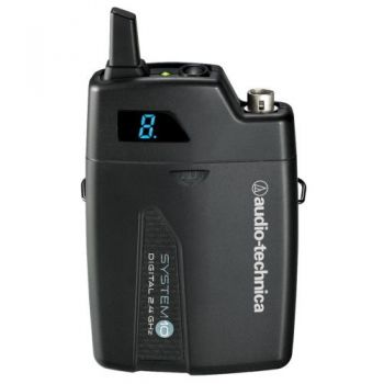 AUDIO TECHNICA ATW 1701P Sistemas inalámbrico digital Lavalier