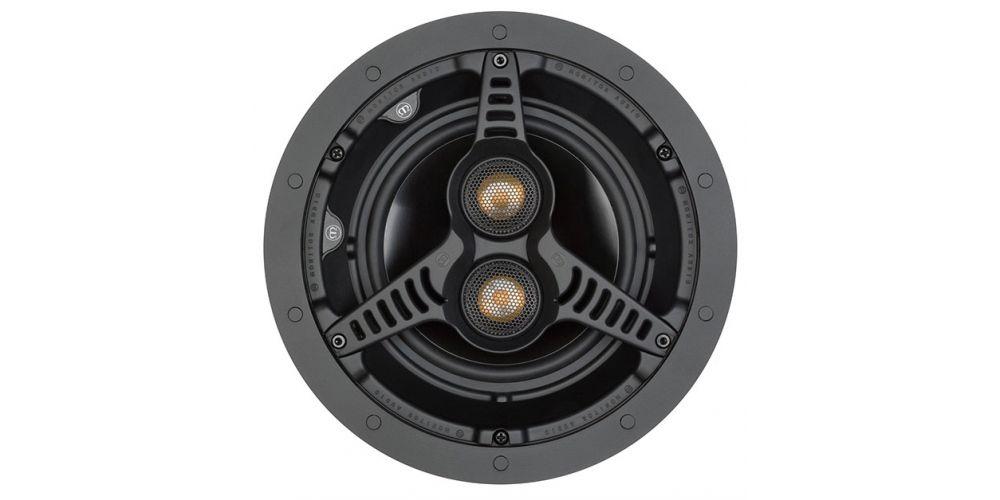 monitor audio c165 t2 altavoz empotrar 2 tweeter
